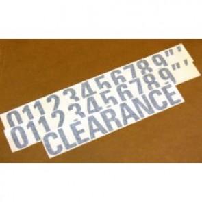Standard Lettering Kits