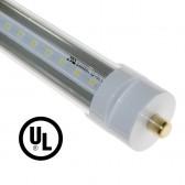 8ft 40W LED Linear Tube - (UL)